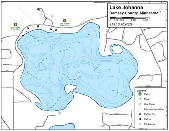 Lake Johanna Homes for Sale